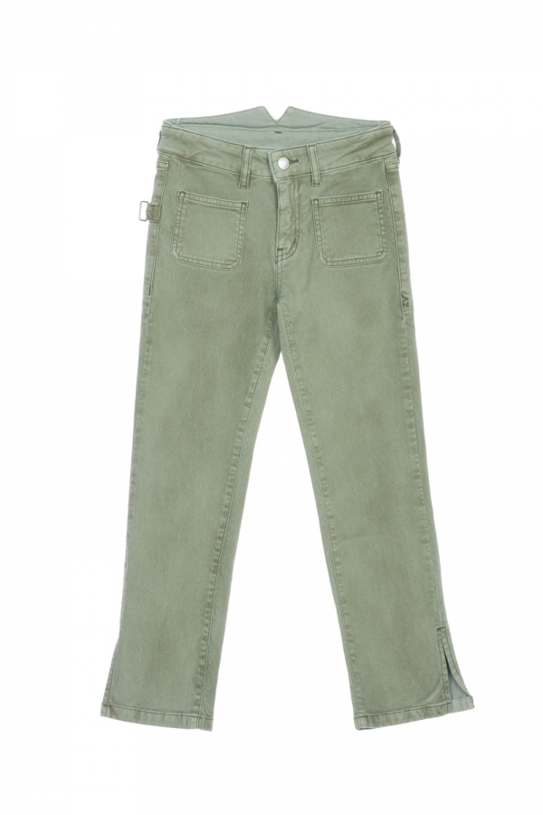 EVEREST DENIM COLORE PANTS