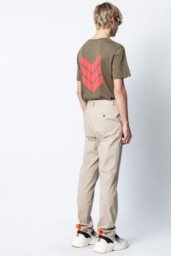 TED PIMA CO ARROW SHORT-SLEEVE