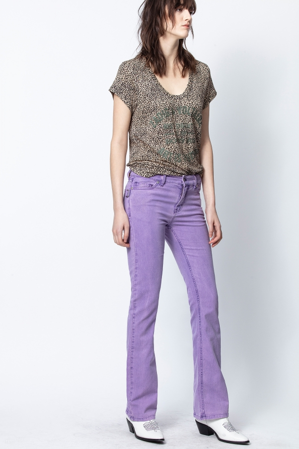 ECLIPSE DENIM COLORE PANTS